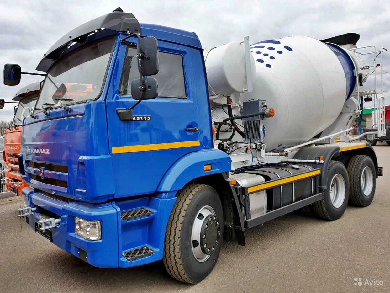 Купить миксер бетон бу на авито керамзитобетон вес 1 м3 м200